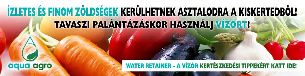 Water Retainer - VízŐr